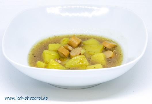 #Kartoffelsuppe #schnell #Rezept #Kochen
