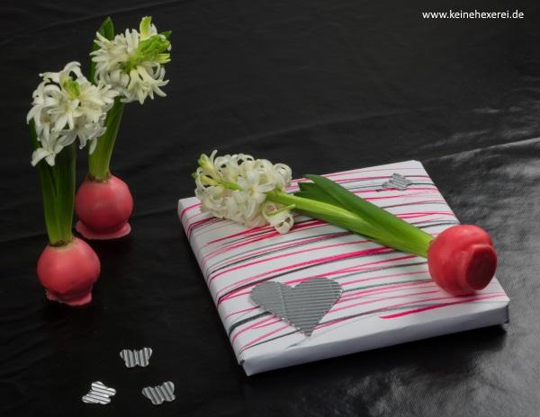 Frühblüher-Deko